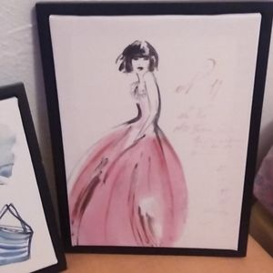 None Wall Art - 3 Watercolor Paintings artist Unknown